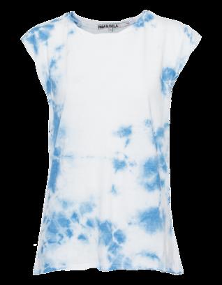 Pam&Gela Frankie Tie Dye White Blue