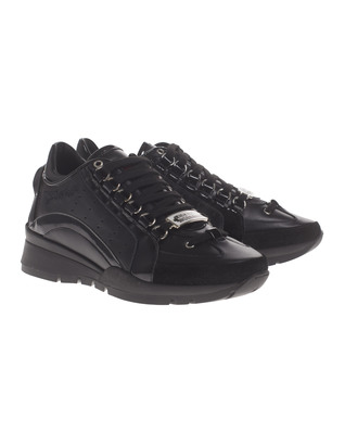 DSQUARED2 Cool Simple Contrast Sporty Black