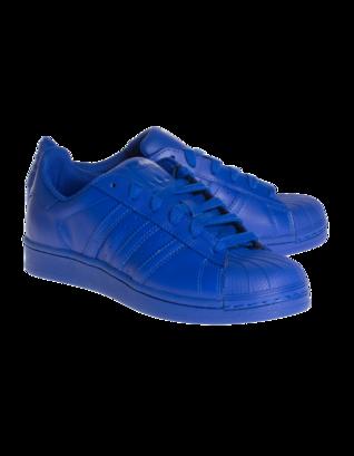 ADIDAS X PHARRELL WILLIAMS Superstar Supercolor Bold Blue