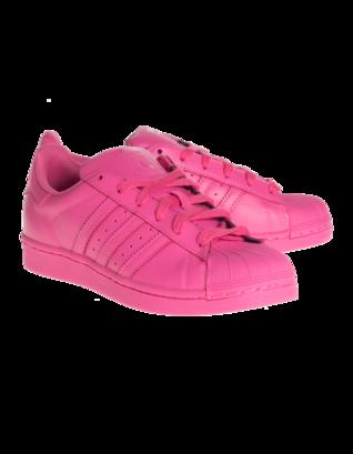 ADIDAS X PHARRELL WILLIAMS Superstar Supercolor Semi Solar Pink
