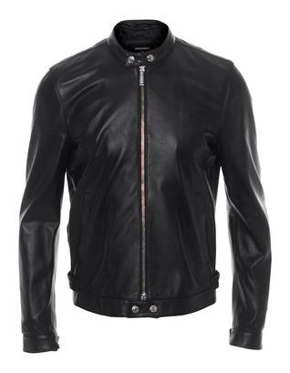 DSQUARED2 Clean Biker Black