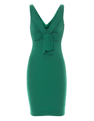 DSQUARED2 Sexy Elegant Bow Green