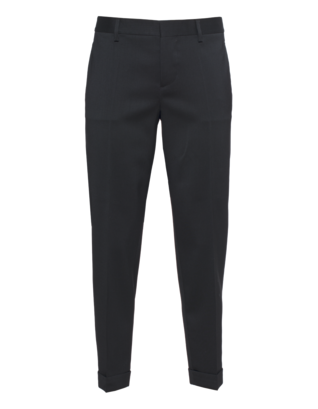 DSQUARED2 Straight Pleat Black