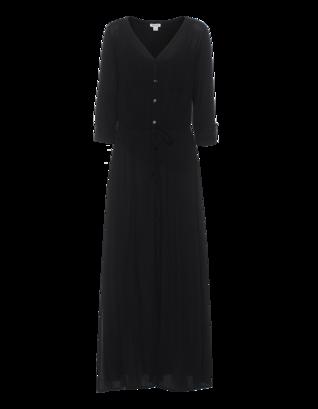 SPLENDID Airy Buttoned Black