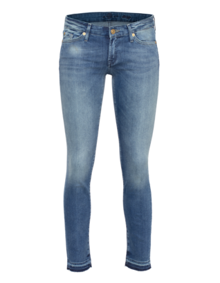 7 FOR ALL MANKIND The Skinny Olivya Blue