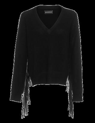 ZADIG&VOLTAIRE Rina Leather Deluxe Noir