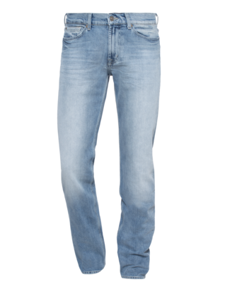 7 FOR ALL MANKIND Slimmy Light Blue