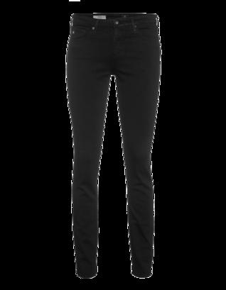 AG Jeans The Stilt Cigarette Leg Black