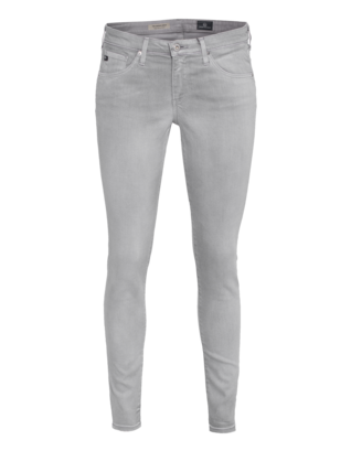 AG Jeans The Legging Ankle Super Skinny Light Grey