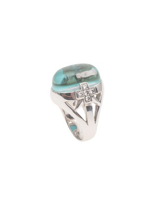 MANUELA MERK Starcross Light Turquoise