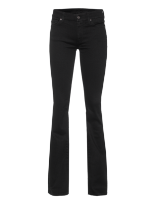 7 FOR ALL MANKIND The Classic Boot Portland Black