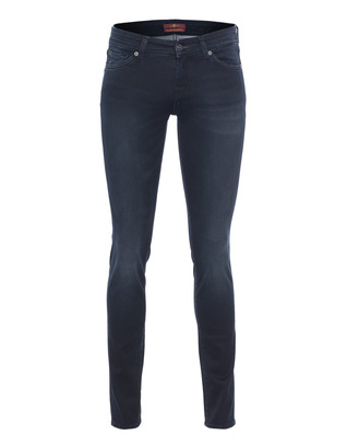 7 FOR ALL MANKIND Olivya Superior Sateen Deep