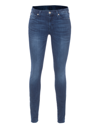 7 FOR ALL MANKIND The Skinny Tennesse Dark Blue