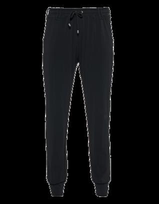 Plein Sud Pant Jogging Ceinture Black