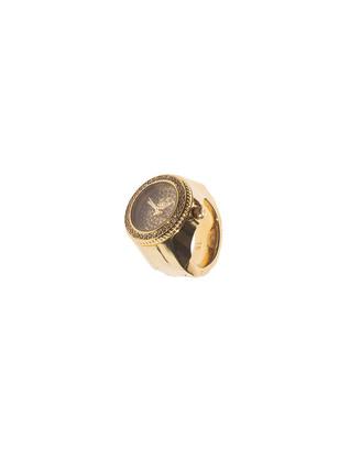 TOYWATCH Toyring Metallic Gold