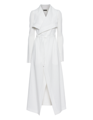 Plein Sud Long Linen White