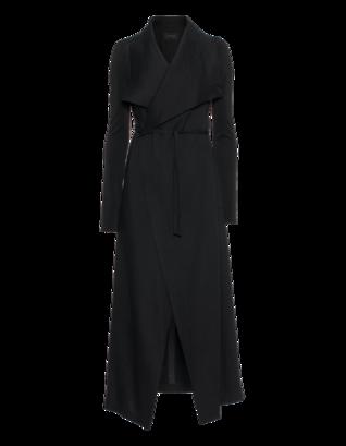 Plein Sud Long Linen Black