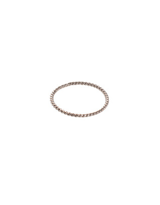 ART YOUTH SOCIETY Twist Small White Gold