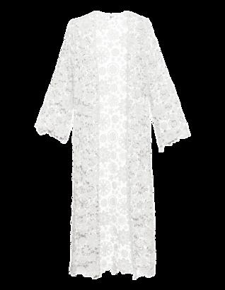 Nightcap Clothing Carribean Crochet White