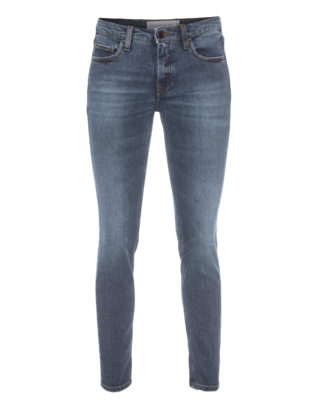 VICTORIA BECKHAM DENIM Ankle Slim Pepper