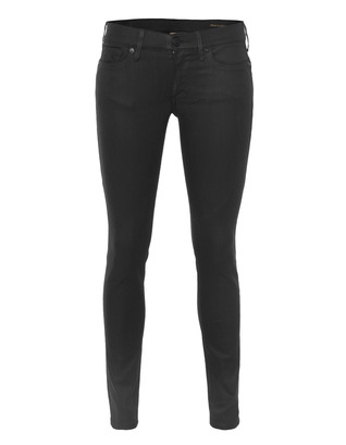 TRUE RELIGION Chrissy Super Skinny Black