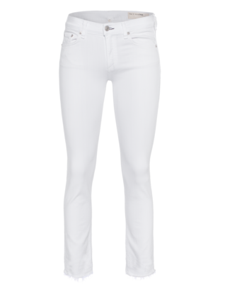RAG&BONE Crop Bright White