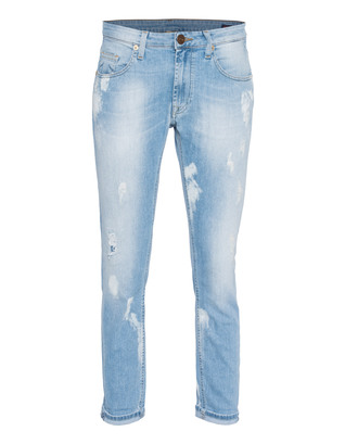 TRUE RELIGION Grace New Boyfriend Blue
