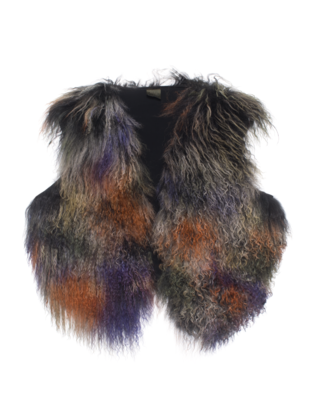 MR & MRS ITALY Mongolia Fur Multi