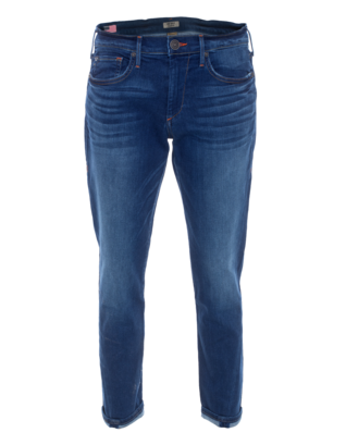 TRUE RELIGION Nu Boy Slim Boyfit Blue