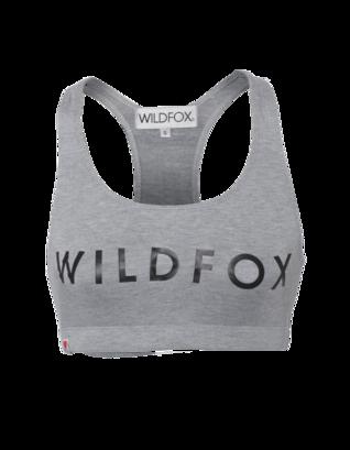 WILDFOX Classic Fox Spice Girl Heather Grey