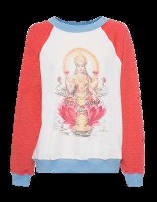 WILDFOX Goddess of Wealth Kim Vintage Lace