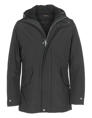 WOOLRICH Long Military Eskimo Anthra