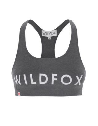WILDFOX Sporty Fit Clean Black