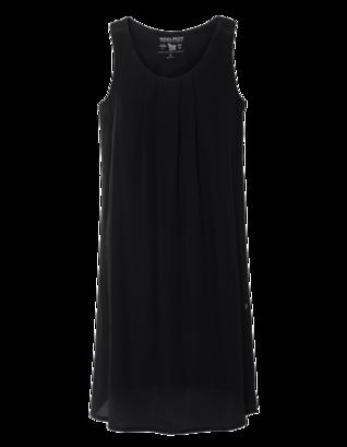 WOOLRICH Clean Silk Jersey Black