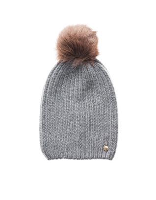 WOOLRICH W's Cashmere Hat Grey