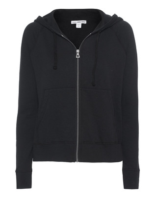 JAMES PERSE Classic Hoodie Zip Up