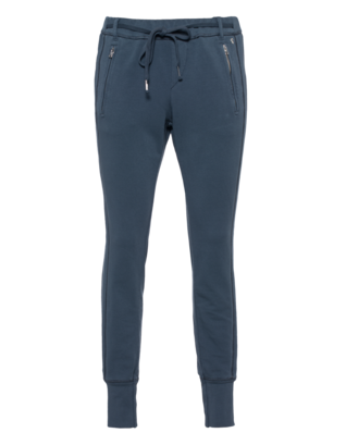 G DESIGN Cool Drawstring Zip Dark Blue