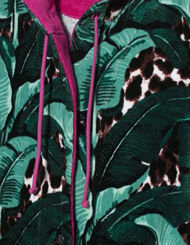 Möve x Steffen Schraut Hood Multicolor
