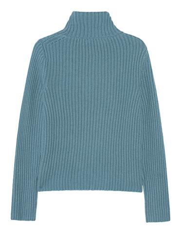 the-mercer-d-pullover-rippe-stehkragen_lightblue
