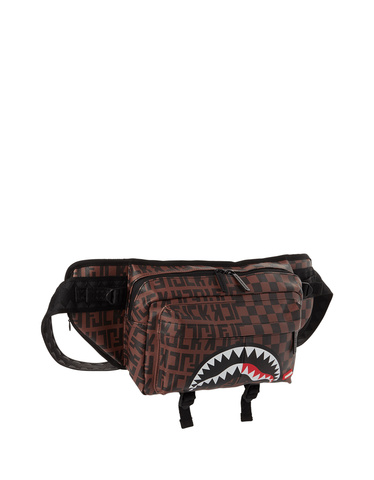 sprayground-split-checkered_1_brown