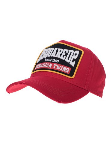 dsquared-h-cap-canadian-twins_1_red