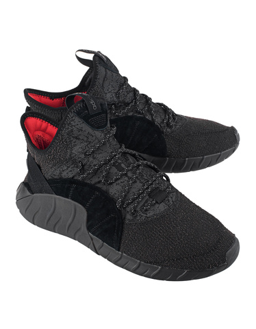 Adidas Originals tubular negro high top zapatilla zapatos aumento