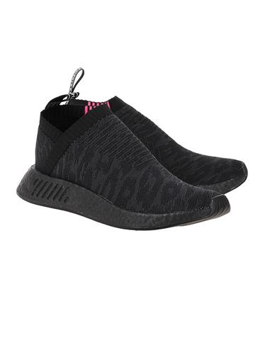 fd9387322ef ADIDAS ORIGINALS NMD CS2 PK Black Primeknit Sneaker - Sneakers