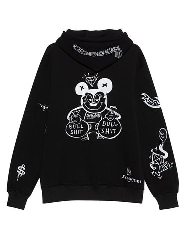 champagne-in-the-morning-h-hoody-mickey_black