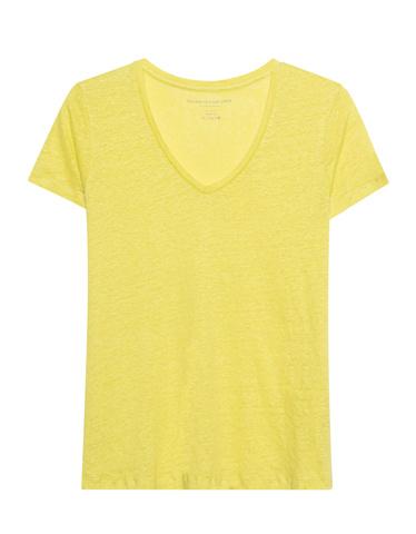 majestic-d-t-shirt-v-neck-leinen-_lime