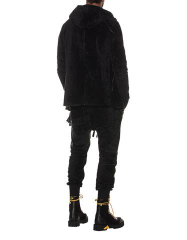 thom-krom-h-hoody-zip-teddy_1_black
