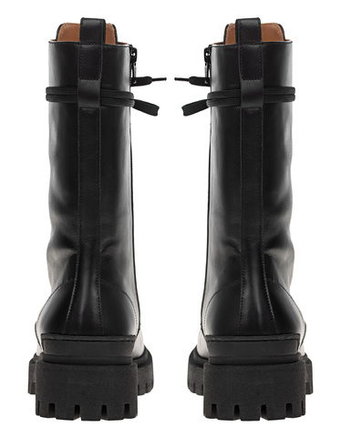 ennequadro-d-bootie-high-schn-black