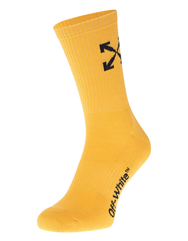 off-white-h-socken-arrow-mid-sport_1_yellow