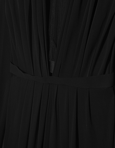 dsquared-d-kleid-lang-deep-v-neck_1_black