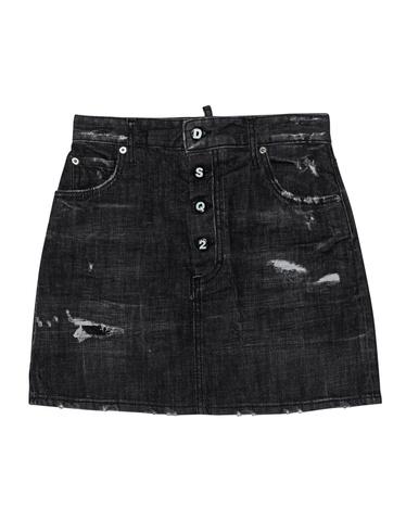 d-squared-d-jeansrock_black